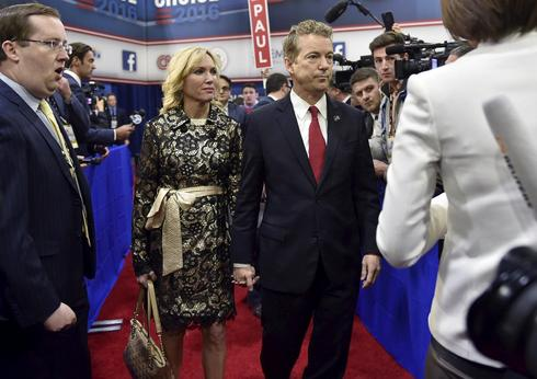 Rand Paul finds millennial support on social media in Republican debate