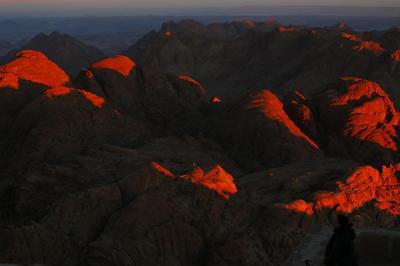 Moses' Mountain views