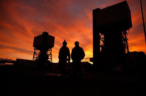 Britain's last deep coal mine