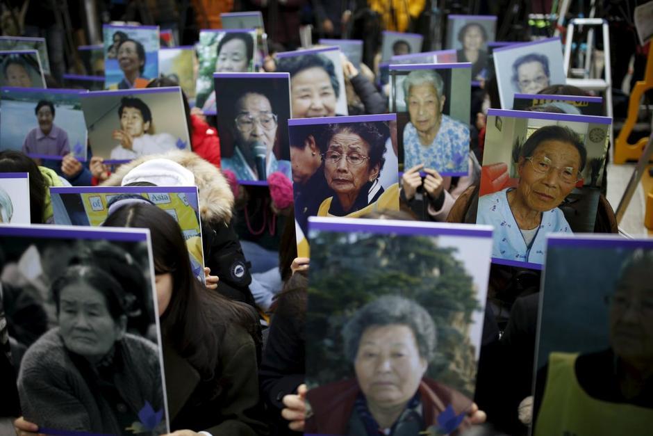 Демонстрація в Південній Кореї