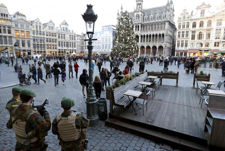 Two Teenagers Arrested in Belgium on Suspicion of Plotting Terror Attack