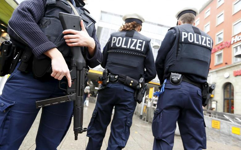 German Police Arrest Four People Over Plot to Attack Synagogue During Yom Kippur