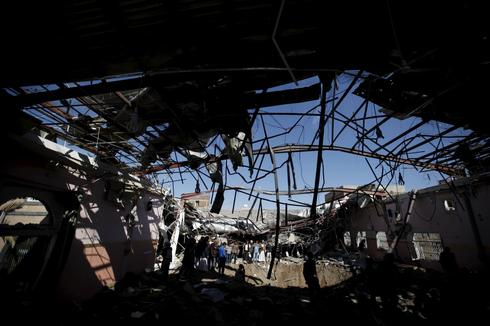 Yemen war intensifies amid mounting regional tension
