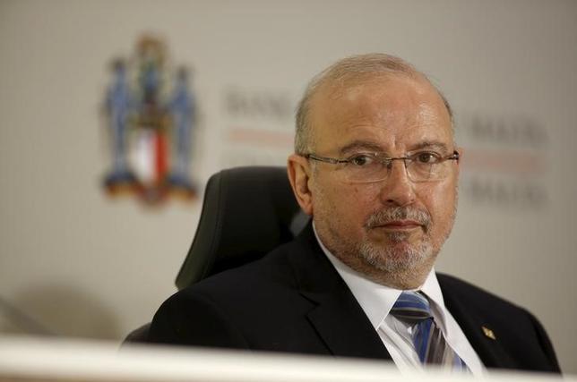 原油安、購買力高めるがインフレには悪影響=マルタ中銀総裁