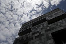 Sede da Petrobras, no centro do Rio de Janeiro.   17/12/2015     REUTERS/Ricardo Moraes