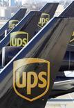 Frota de aviões da UPS em aeroporto nos Estados Unidos. 03/12/2015. REUTERS/John Sommers II