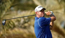 Golf - Abu Dhabi HSBC Golf Championship - Abu Dhabi Golf Club, United Arab Emirates - 21/1/16 England's Lee Westwood in action during the first round Action Images via Reuters / Paul Childs