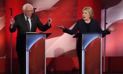 Hillary and Bernie go head-to-head