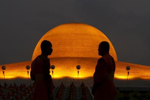 Light and Buddhism
