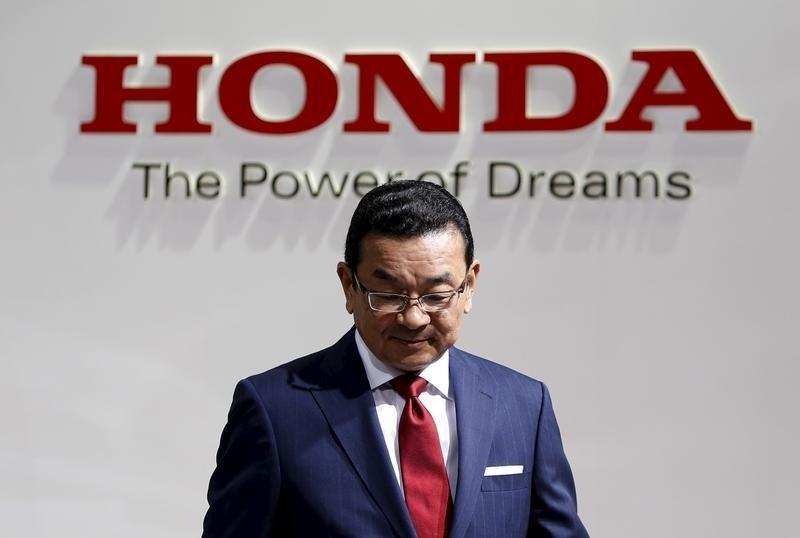 Exclusive Honda CEO To Shift Gears Distance Sales Teams From Car Design Process