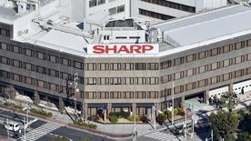 Центральный офис Sharp Corp в Осаке. 25 февраля 2016 года. Foxconn купит две трети Sharp, испытывающего проблемы японского производителя электроники, что позволит тайваньской компании укрепить свой статус главного поставщика Apple Inc. REUTERS/Kyodo