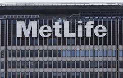 File photo of the MetLife building in New York, March 8, 2010. REUTERS/Shannon Stapleton