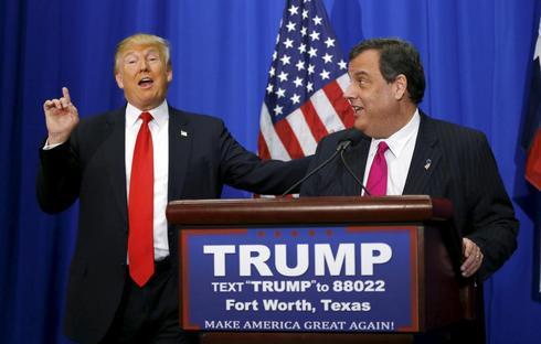 Christie endorses Trump