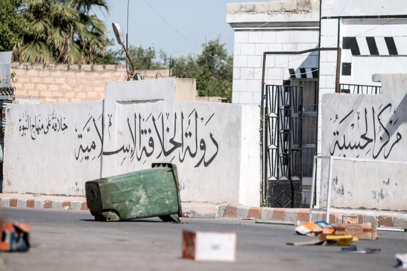 Islamic State attacks Kurdish-held town on Turkish border