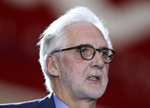 Britain's Brian Cookson, President of International Cycling Union (UCI) attends the UCI Track Cycling World Championships in London, Britain, March 2, 2016.           REUTERS/Matthew Childs