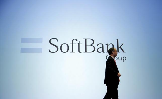 SoftBank Group Corp Chairman and CEO Masayoshi Son attends a news conference in Tokyo, Japan, November 4, 2015. REUTERS/Toru Hanai