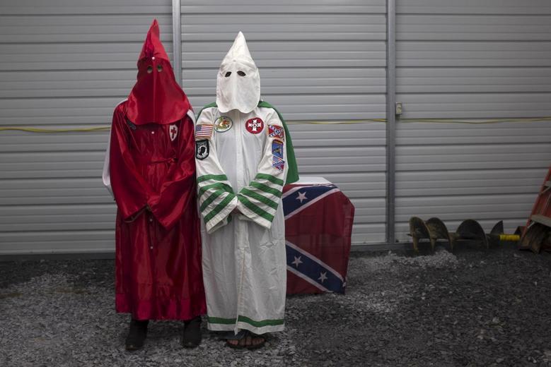 Inside the Ku Klux Klan   Reuters com