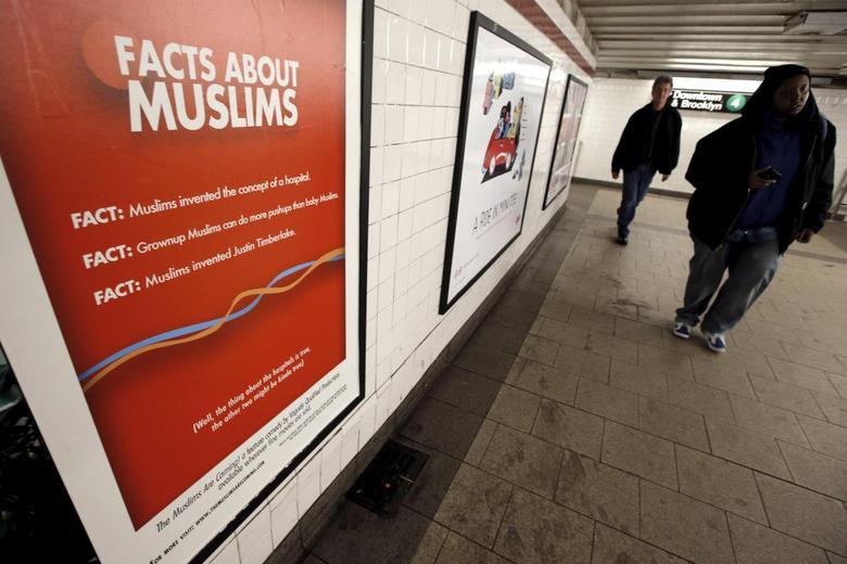 Humorous ads targeting Muslim stereotypes debut on...