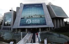 L'opérateur boursier turc Borsa Istanbul prévoit de s'introduire en Bourse l'an prochain en mettant sur le marché 40% du capital. /Photo d'archives/REUTERS/Murad Sezer