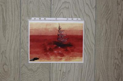 Gitmo detainee artwork