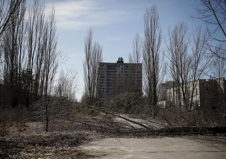 Chernobyl's ghost town   Reuters com