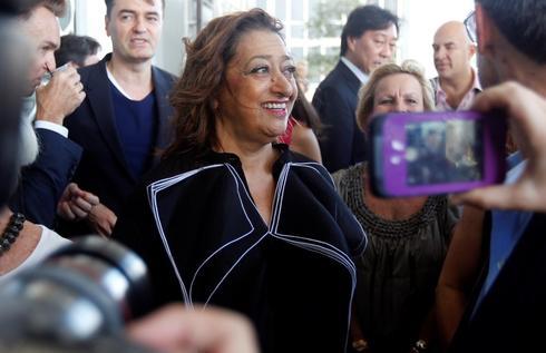 Iraqi-British architect Zaha Hadid dies suddenly at 65