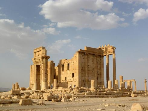 Palmyra: Before and after ISIS
