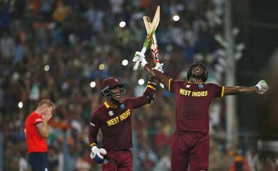 West Indies win World Twenty20 final