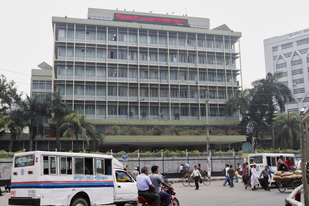 Bangladesh Bank exposed to hackers by cheap switches, no
