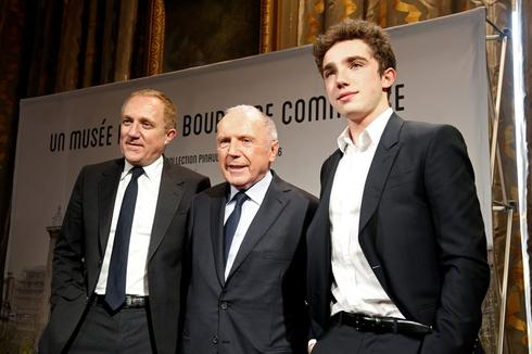French magnate finally finds Paris home for artworks