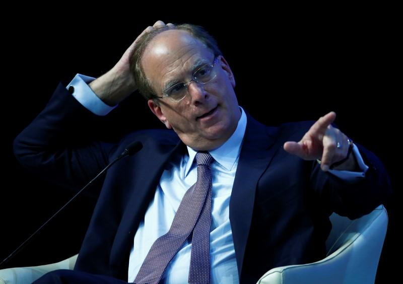 BlackRock CEO says he is 'nervous' about Europe ahead of Brexit vote