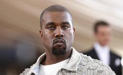 Kanye West chega para Met Gala, em NovaYork  2/5/2016 REUTERS/Lucas Jackson