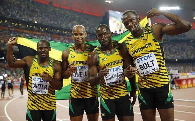 五輪=リレー金のジャマイカ選手、ドーピング再検査で陽性反応
