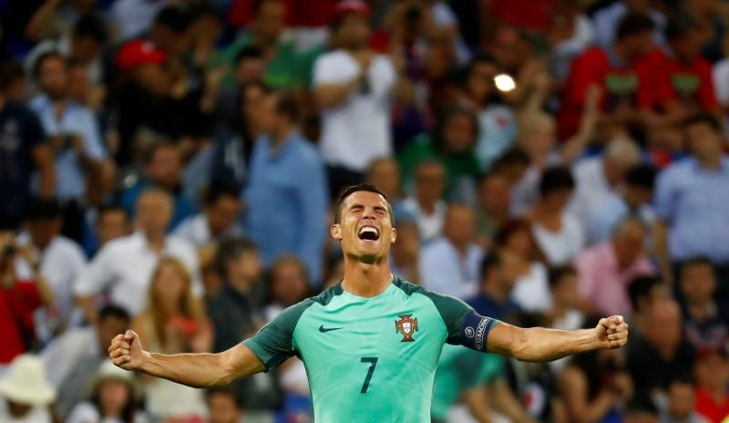 Football Soccer - Portugal v Wales - EURO 2016 - Semi Final - Stade de  Lyon b7bb44c5590b4