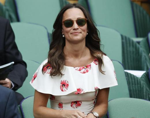 Pippa Middleton. REUTERS/Paul Childs