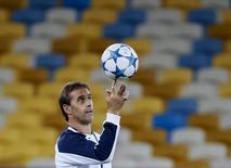 Novo técnico da seleção espanhola, Julen Lopetegui.   15/09/2015      REUTERS/Gleb Garanich/File Photo