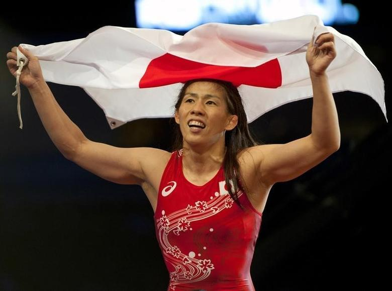 Dominant Japan duo put women wrestlers in the spotlight | Reuters com