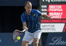 Bruno Soares, em torneio no Canadá 30/72016 Nick Turchiaro-USA TODAY Sports