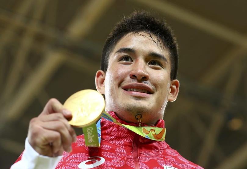 Judo: Baker wins 90-kg men's judo in golden day for Japan ...