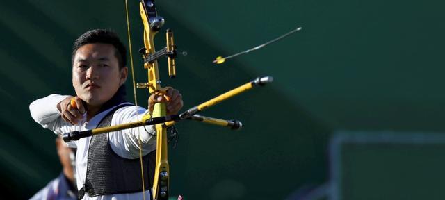 Archery: Cool Ku secures South Korean sweep - Reuters