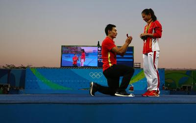 The proposal Olympics