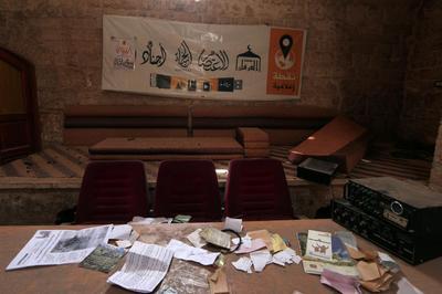 Manbij after Islamic State