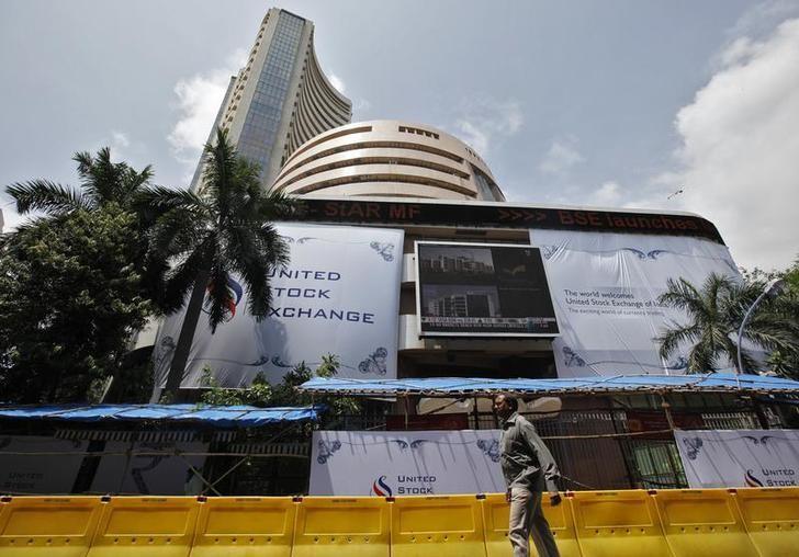 Sensex little changed in choppy trade