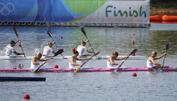 Canoe Sprint Addition Of Womens Events Draws Criticism From Some Male Competitors