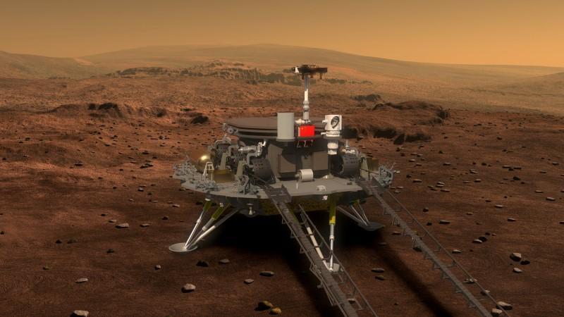 first soft mars landing - photo #4