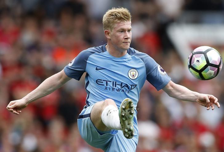 First blood to Guardiola as De Bruyne inspires City   Reuters