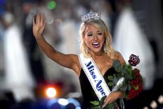 Miss América 2017, Savvy Shields.  11/09/2016       REUTERS/Mark Makela