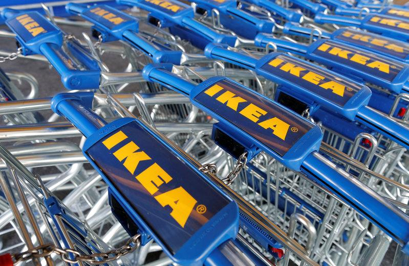 Record Sales For Ikea Group As Online Investment Pays Off Reuters