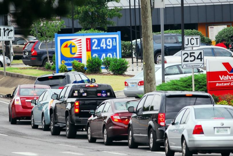 Colonial resumes work on U S  gasoline line, pump prices
