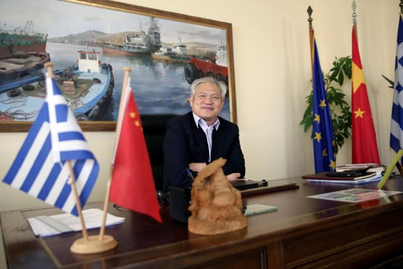 COSCO sees Greece's Piraeus among world's top 30 ports by 2018 - Reuters